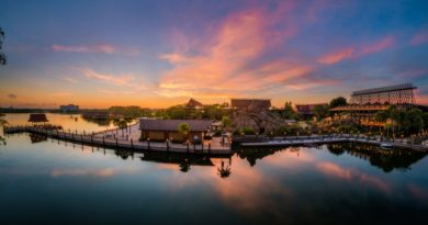 #DisneyMagicMoments: Check Out These Sunrise Views from Disney Vacation Club Properties at Walt Disney World Resort 1