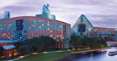 Walt Disney World Swan and Dolphin Resort to reopen for guests July 29 3