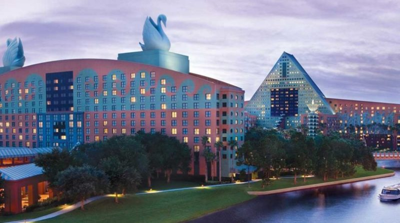 Walt Disney World Swan and Dolphin Resort to reopen for guests July 29 1