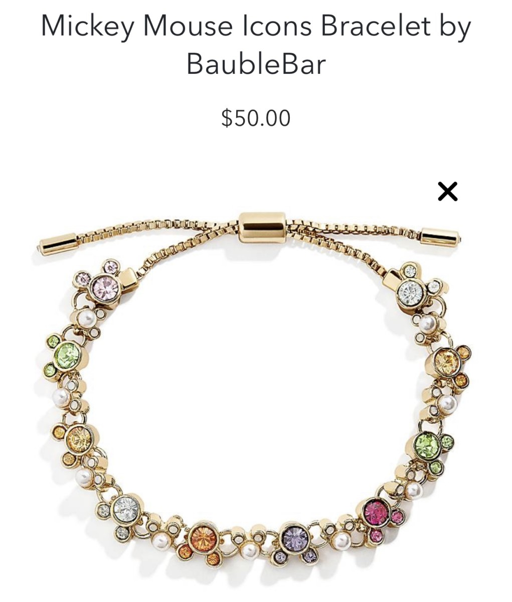 New Baublebar Disney Parks Jewelry on shopDisney 2