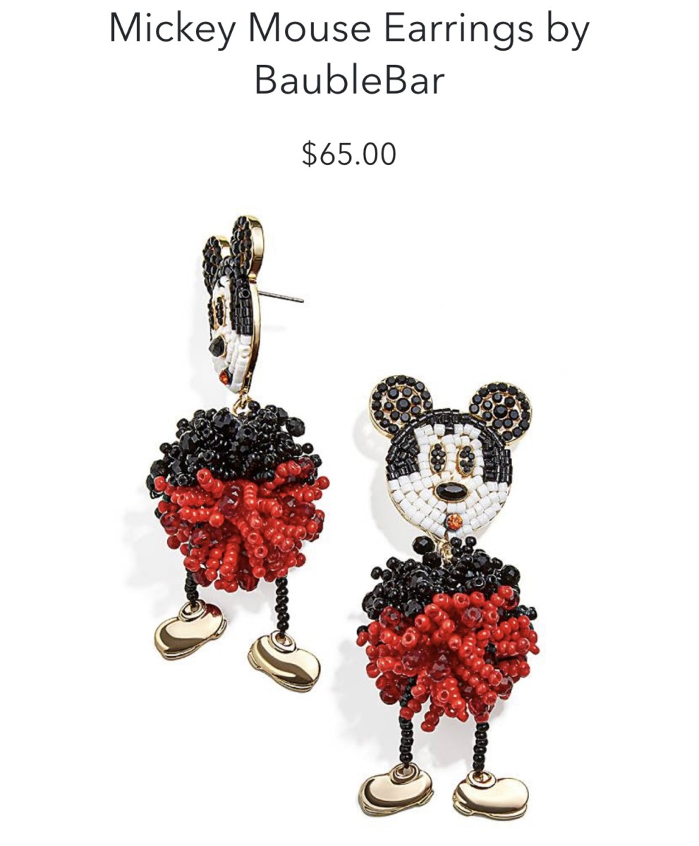 New Baublebar Disney Parks Jewelry on shopDisney 3