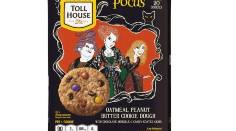NEW Hocus Pocus Cookie Dough from Nestle! 1