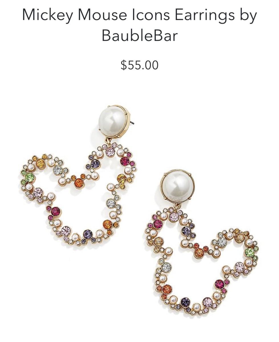 New Baublebar Disney Parks Jewelry on shopDisney 1