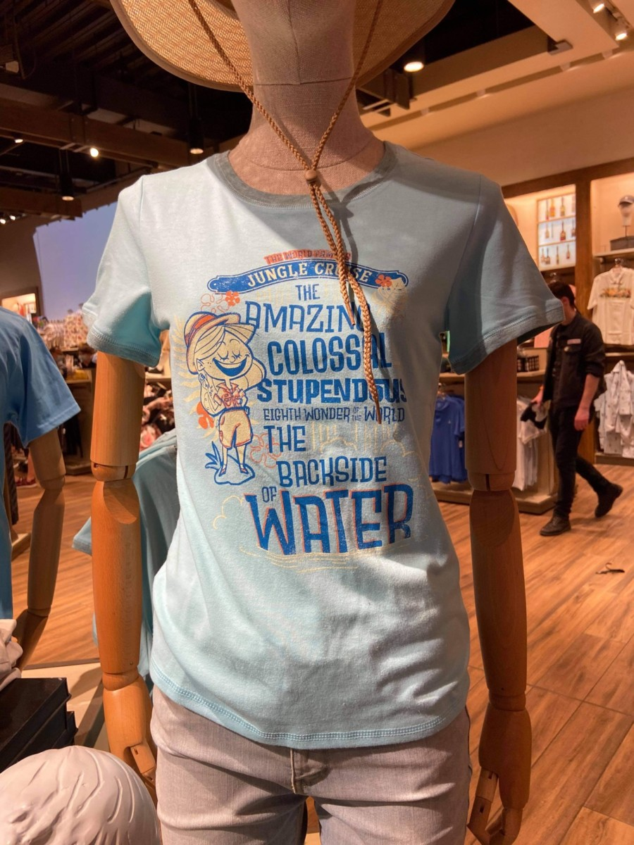 New Jungle Cruise Merch at Disney Springs 1