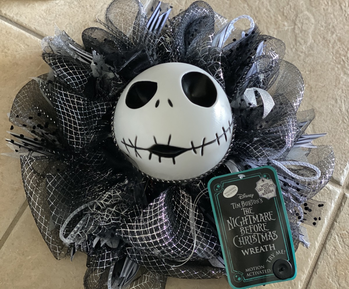 New Nightmare Before Christmas Merch at Walgreens! 1