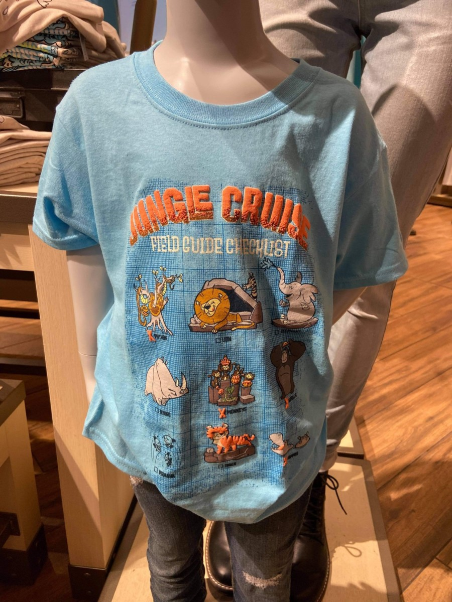 New Jungle Cruise Merch at Disney Springs 2