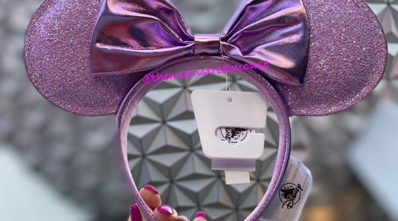 New Minnie Ear Headbands at Epcot! #disneystyle 22