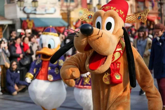 #DisneyMagicMoments: Positively Paw-some Pluto Styles from Around the World to Celebrate International Dog Day 2