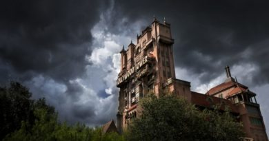 #DisneyMagicMoments: Behind the Camera – The Twilight Zone Tower of Terror Enters a Dimension of Sight at Disney's Hollywood Studios 3