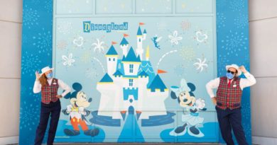 For Cast, By Cast – New Face Coverings Roll Out Across Domestic Disney Parks 2
