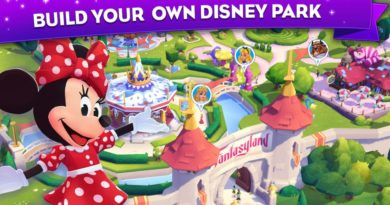 Customize Your Own Magical Disney Park with the New Mobile Puzzle Game, Disney Wonderful Worlds 2