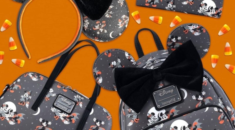 More Disney Halloween Merch from Loungefly! 1