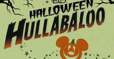 THE SPOOKY SEASON HAS ARRIVED WITH D23 HALLOWEEN HULLABALOO 4