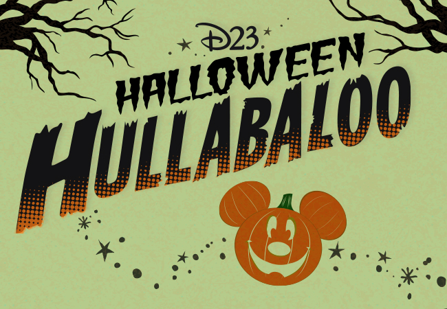 THE SPOOKY SEASON HAS ARRIVED WITH D23 HALLOWEEN HULLABALOO 1