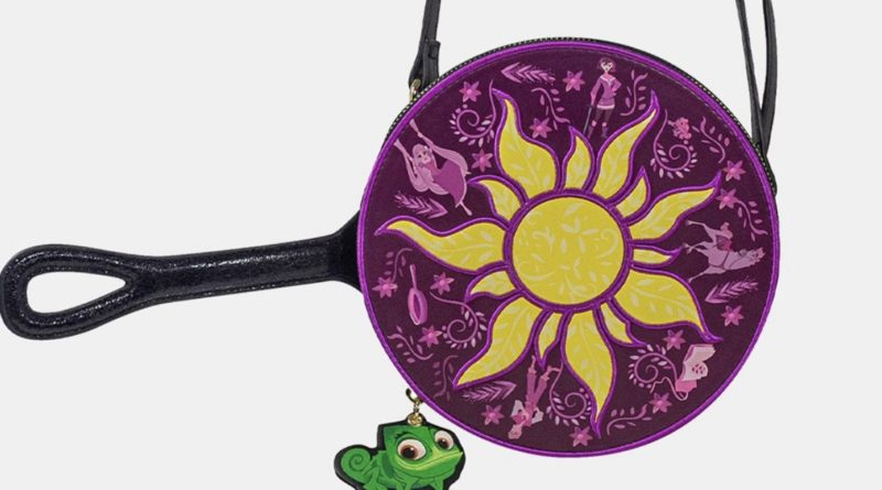 New Rapunzel Frying Pan Crossbody Bag from Danielle Nicole 6