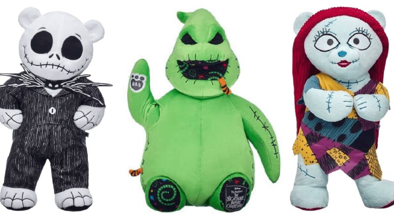 Online Exclusive Oogie Boogie from Build-A-Bear Workshop 33