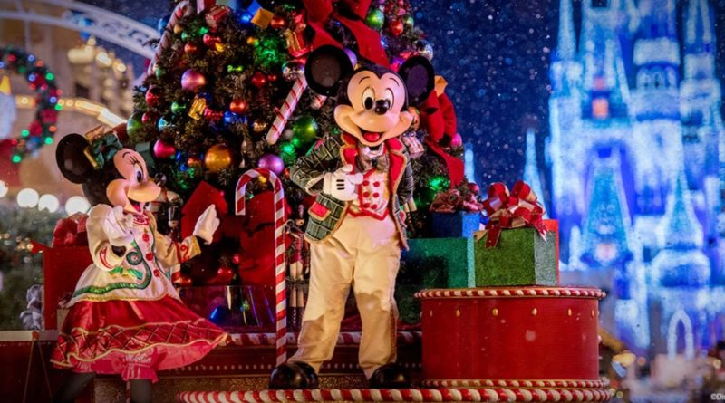 Disney World Holidays