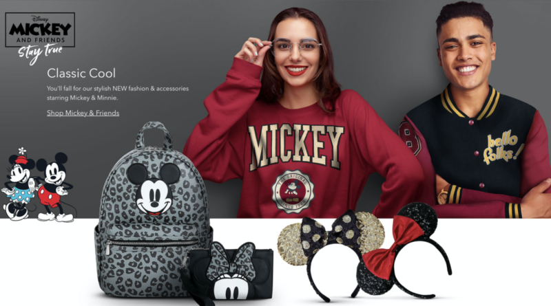 shopDisney's New Mickey Mouse and Friends Stay True Collection Is Classic and Fierce and We Love It 30