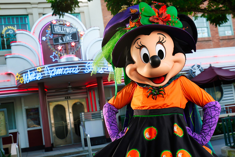 Special Halloween at Disney Page Launches to Celebrate Magic of the Season 1