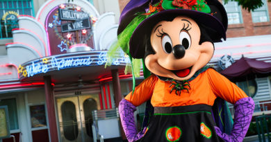 Special Halloween Entertainment Experiences Coming to Walt Disney World Theme Parks This Fall 3