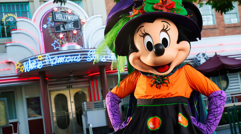 Special Halloween Entertainment Experiences Coming to Walt Disney World Theme Parks This Fall 17