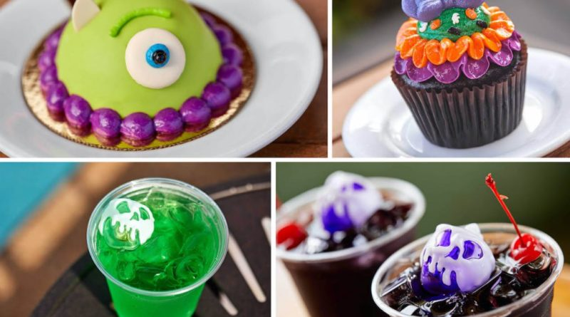 Foodie Guide to 2020 Fall Treats at Walt Disney World Resort: Hotels & Disney Springs Edition 26