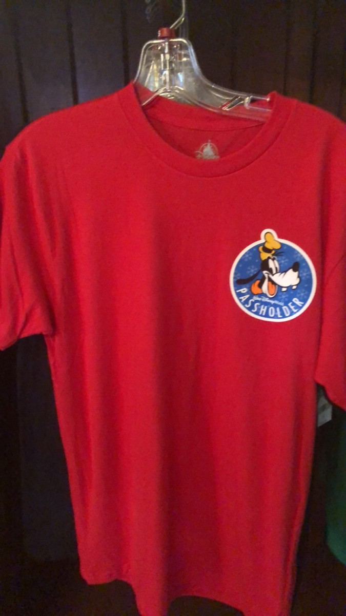 New Merchandise at the Annual Passholder Pop Up Shop at Epcot 5