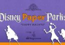 Disney Parks Blog Presents Disney Paper Parks: Happy Haunts Edition Designed by Walt Disney Imagineering, Part 1 5