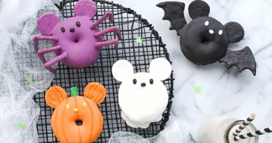 Spooky AND Cute Mickey Halloween Donuts! 3