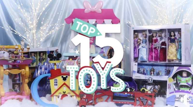 shopDisney.com & Disney Store Reveal the 2020 Top 15 Holiday Toys List 6