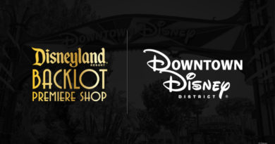 Fall is Filled With Halloween Merchandise Collections Featuring New Disneyland Resort Backlot Premiere Shop Coming Soon to Stage 17 in Downtown Disney District 2