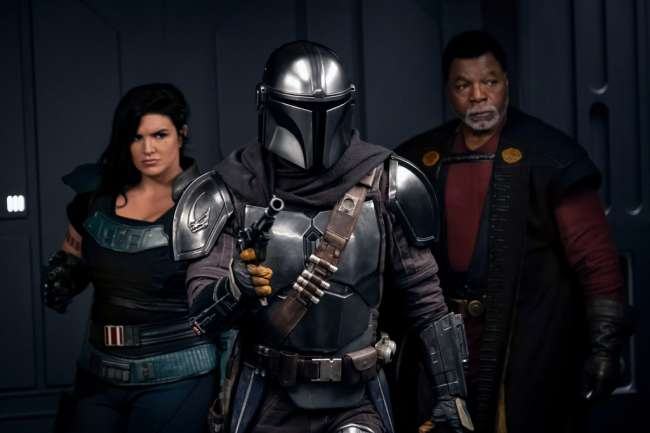 "DISNEY+ DEBUTS ALL-NEW CHARACTER ART FOR ""THE MANDALORIAN"" SEASON TWO 2"