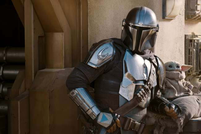 "DISNEY+ DEBUTS ALL-NEW CHARACTER ART FOR ""THE MANDALORIAN"" SEASON TWO 3"