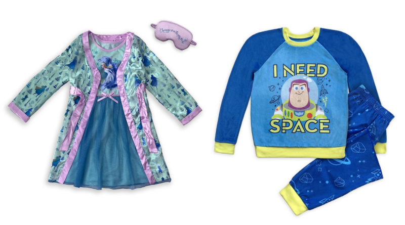 Let Your Kids Sleep in Disney Style With This New Magical Sleepwear 3
