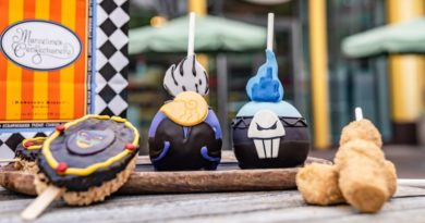 Foodie Guide to 2020 Fall Treats at the Downtown Disney District at Disneyland Resort 1
