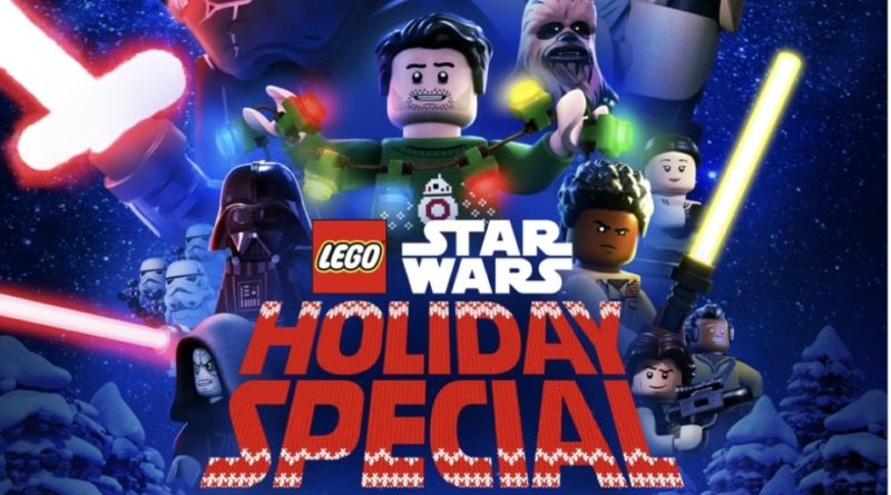 "DISNEY+ SHARES ""LEGO STAR WARS HOLIDAY SPECIAL"" TRAILER 3"