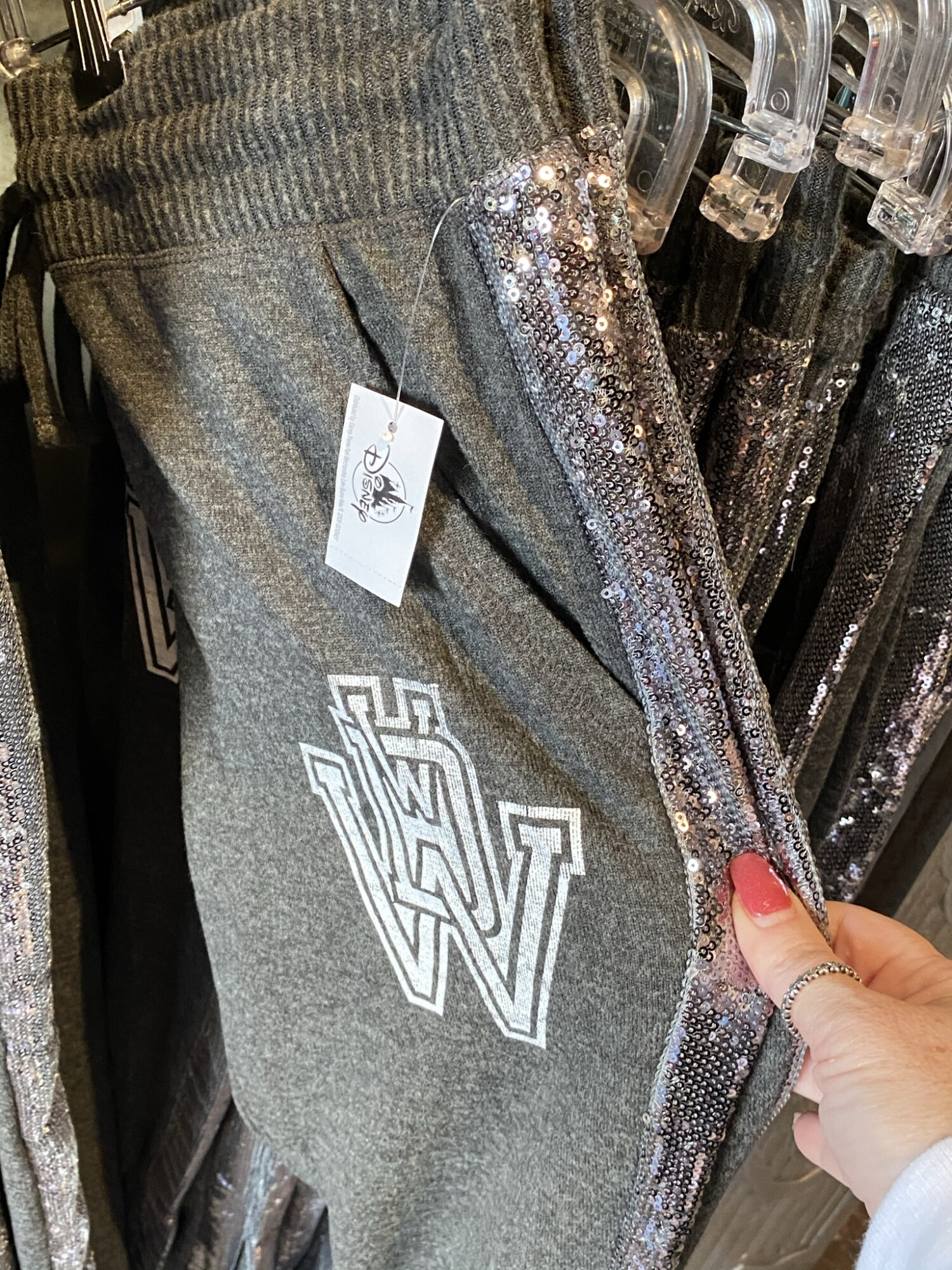 New Sparkly Silver Apparel at Hollywood Studios! 2
