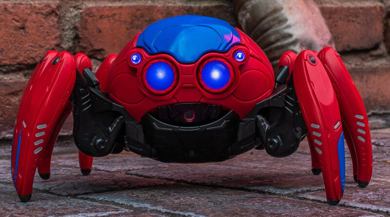 First Chance to Get Your Very Own Spider-Bot from Avengers Campus at Disneyland Resort 15
