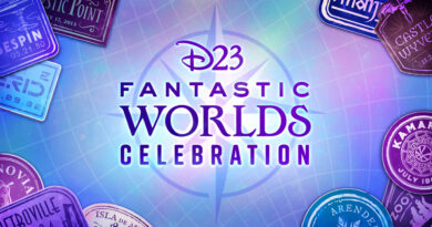 Disney Parks to Provide an Exciting Lineup of Presenters for D23 Fantastic Worlds Celebration Virtual Event 2