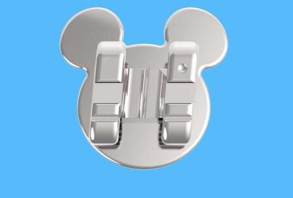 New Disney Collection Braces from WildSmiles 1