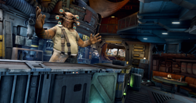 New Virtual Reality Adventure Star Wars: Tales from the Galaxy's Edge Available Now 3