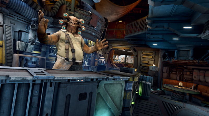 New Virtual Reality Adventure Star Wars: Tales from the Galaxy's Edge Available Now 18